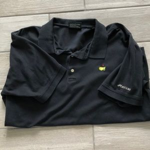 Other - Black Masters logo polo